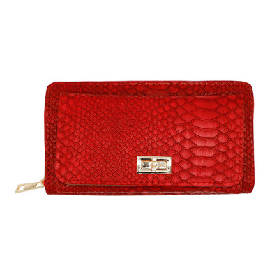 Wallet Stylish Croco