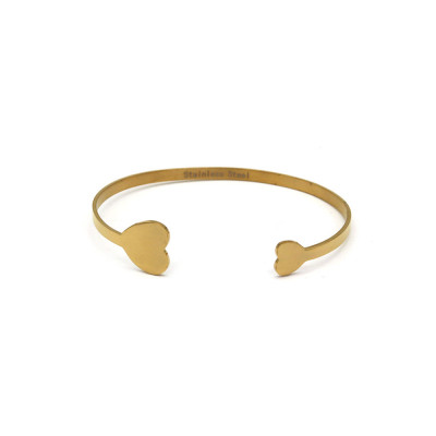 Bracelet Golden Heart