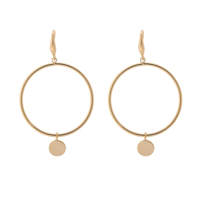 Boucles d'oreilles Circle Fun