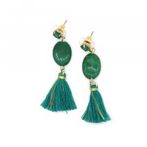 Earrings Tassel Wire