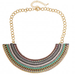 necklace statement coloring