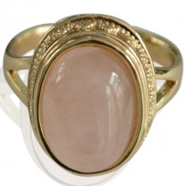 Ring Gea -pink-size16