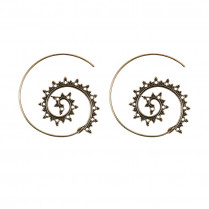 Earrings Vintage Twist