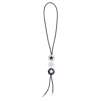 Ketting Artistic Three Circles & Stars