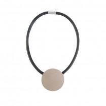 Necklace Artistic One Circle