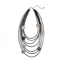 Kette Artistic Oval and Circles