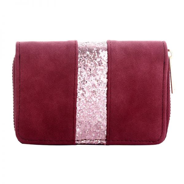 Yehwang Accessories, Wallet One Glitter Line