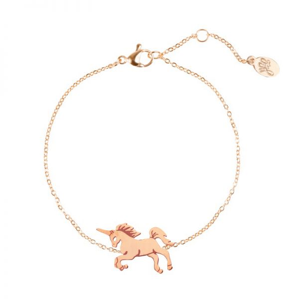 Bracelet Stylish Jumping Unicorn