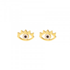 Earrings Stylish Eye