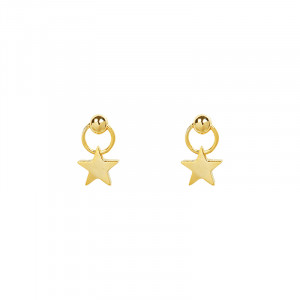 Earrings Mini Shining Star