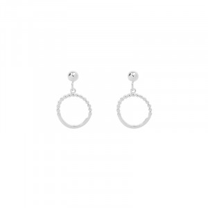 Earrings Miss Circle