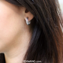 Earrings Jewel of a Braid