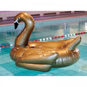 Inflatable Million Dollar Swan