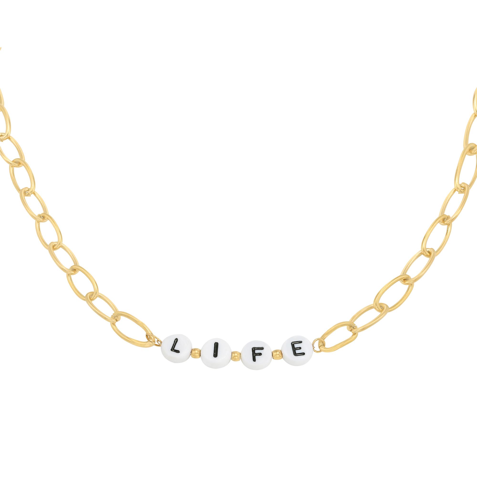 Halskette beads life