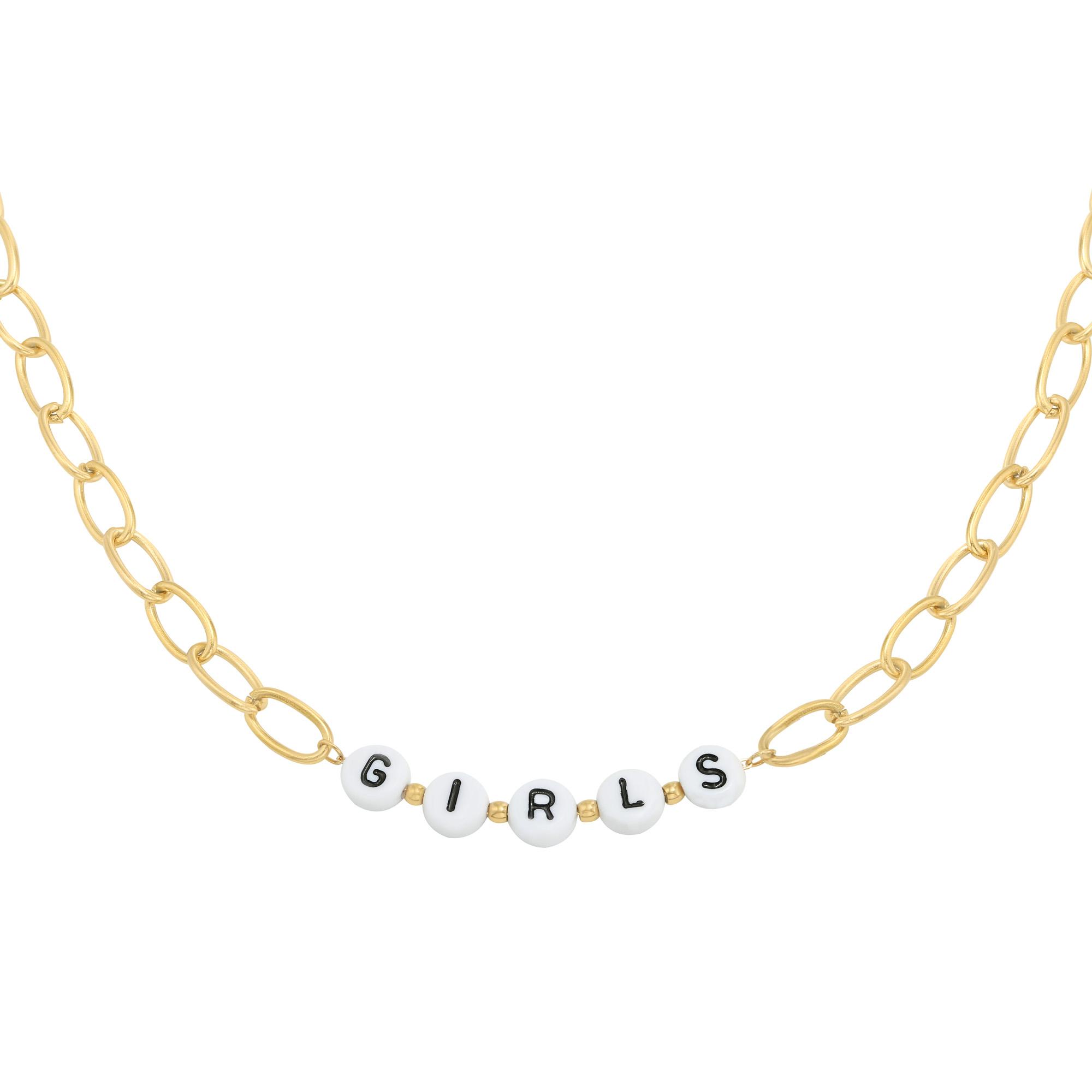 Collier Beads Girls