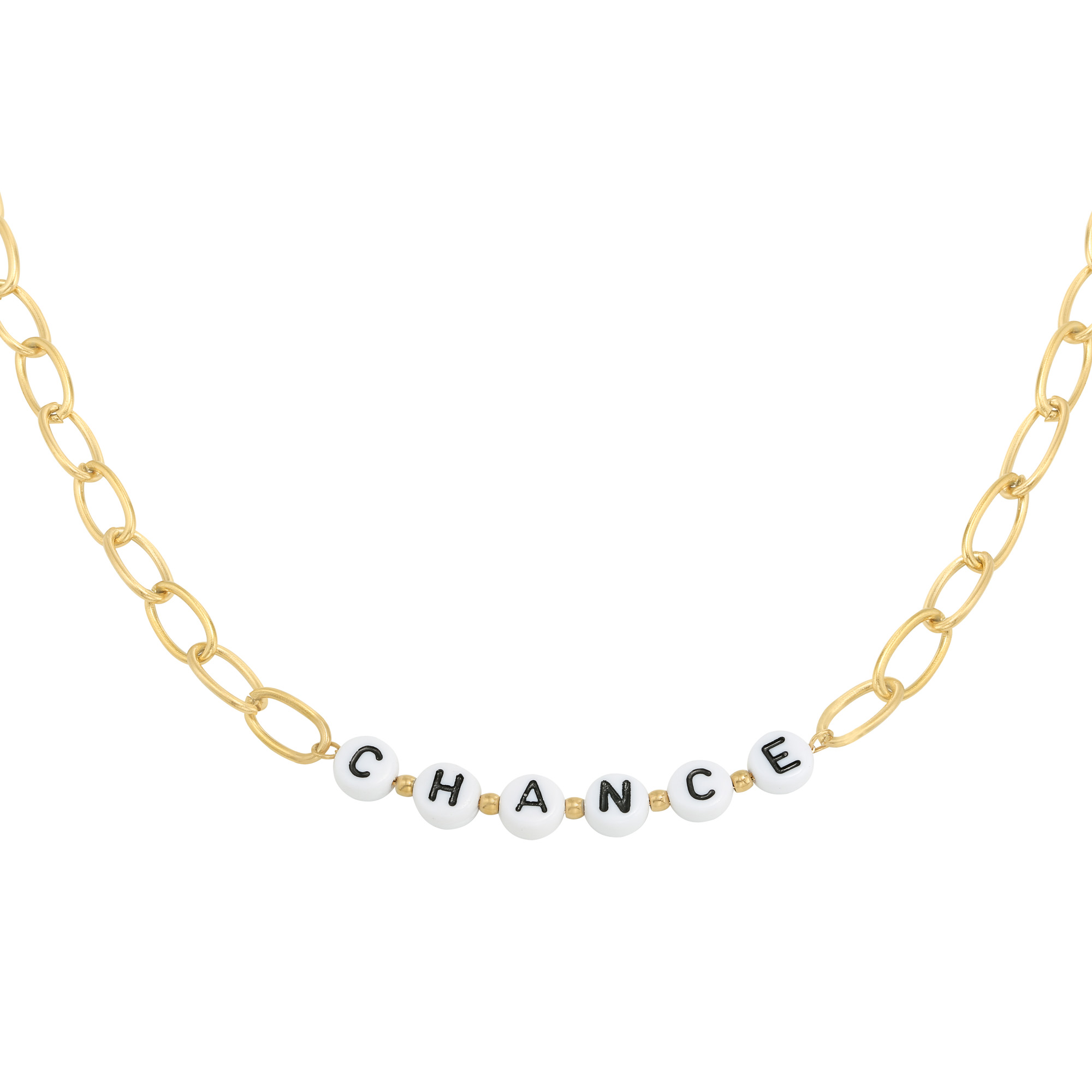 Ketting Beads Chance