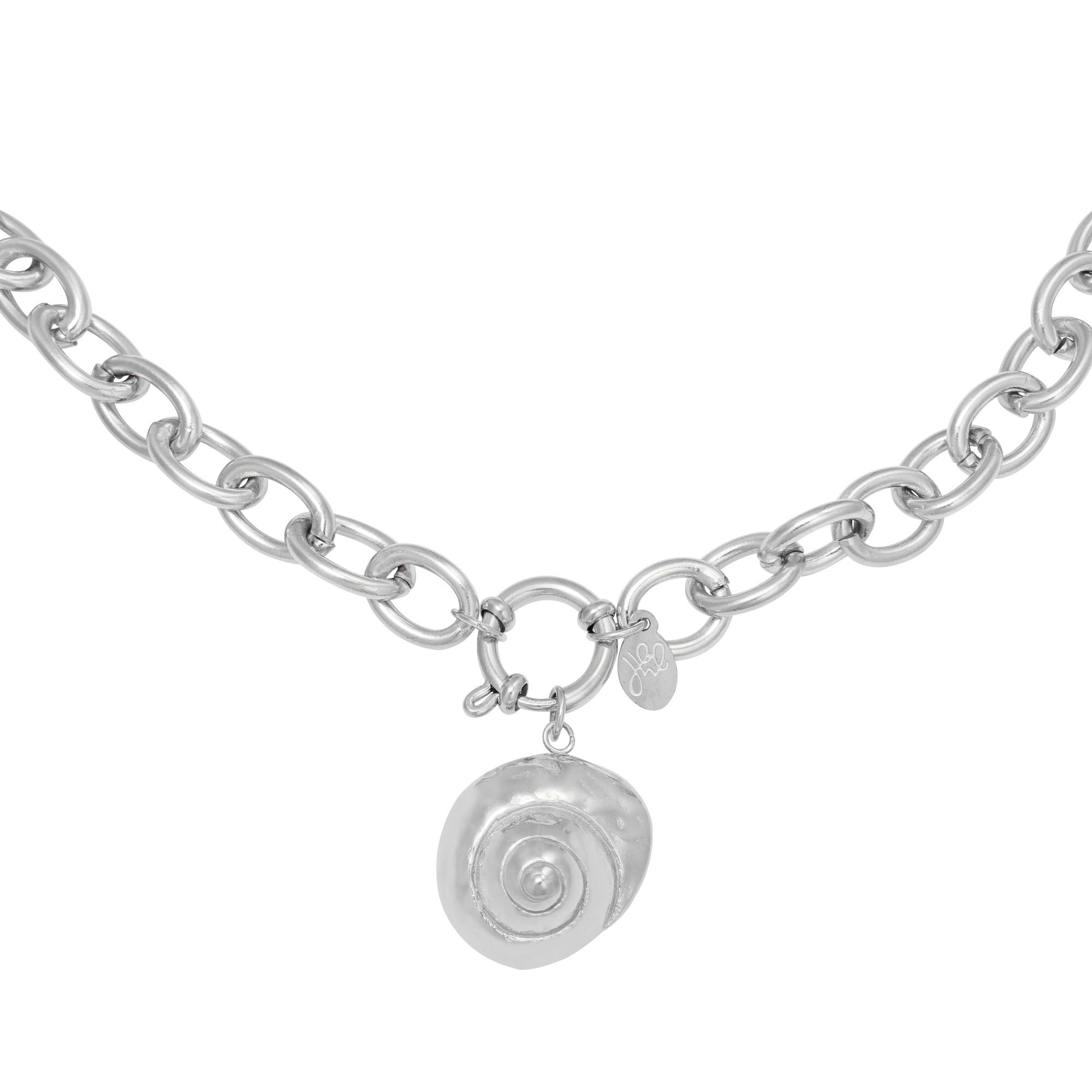 Halskette shell