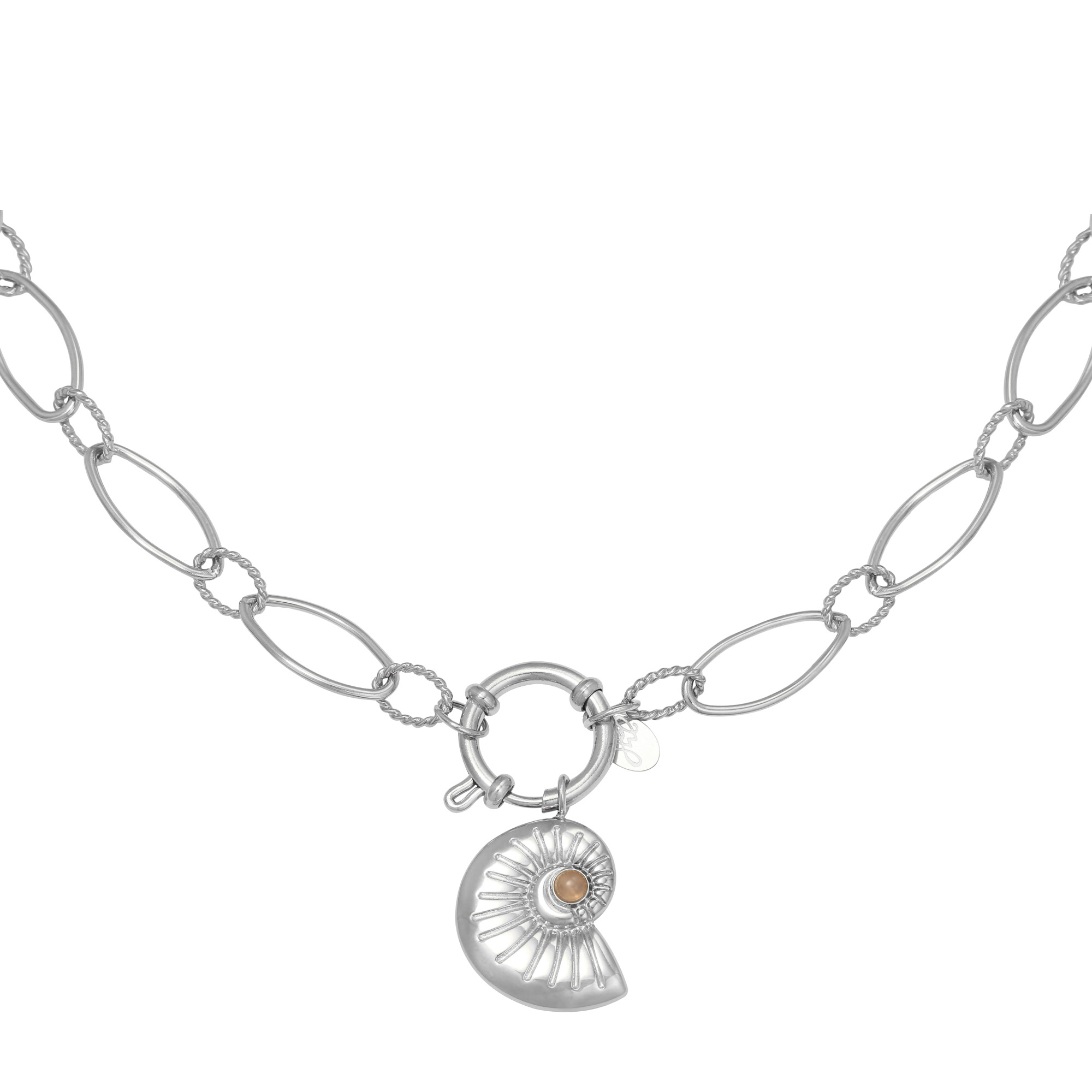 Necklace Shell Around