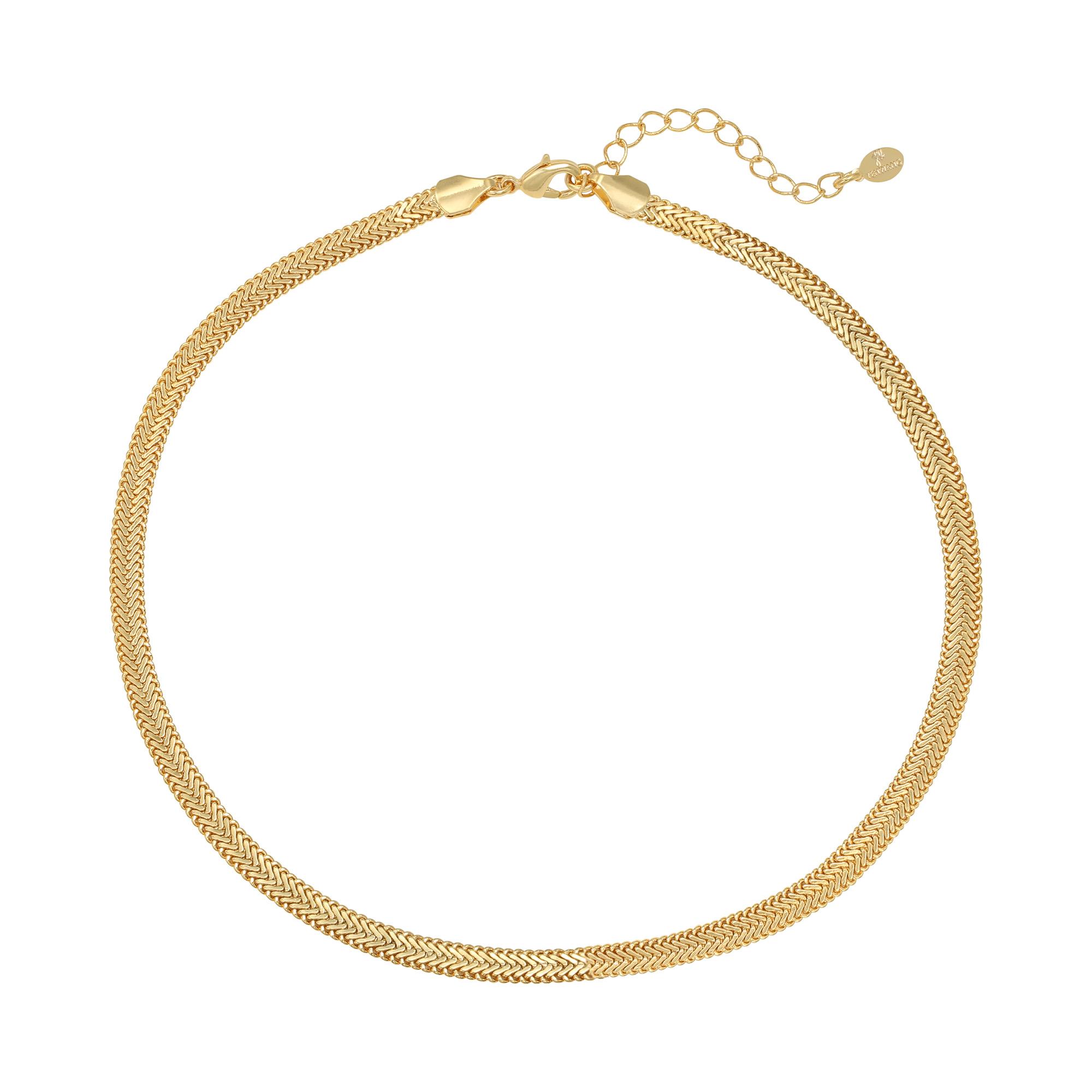 Collar Snaky Chain