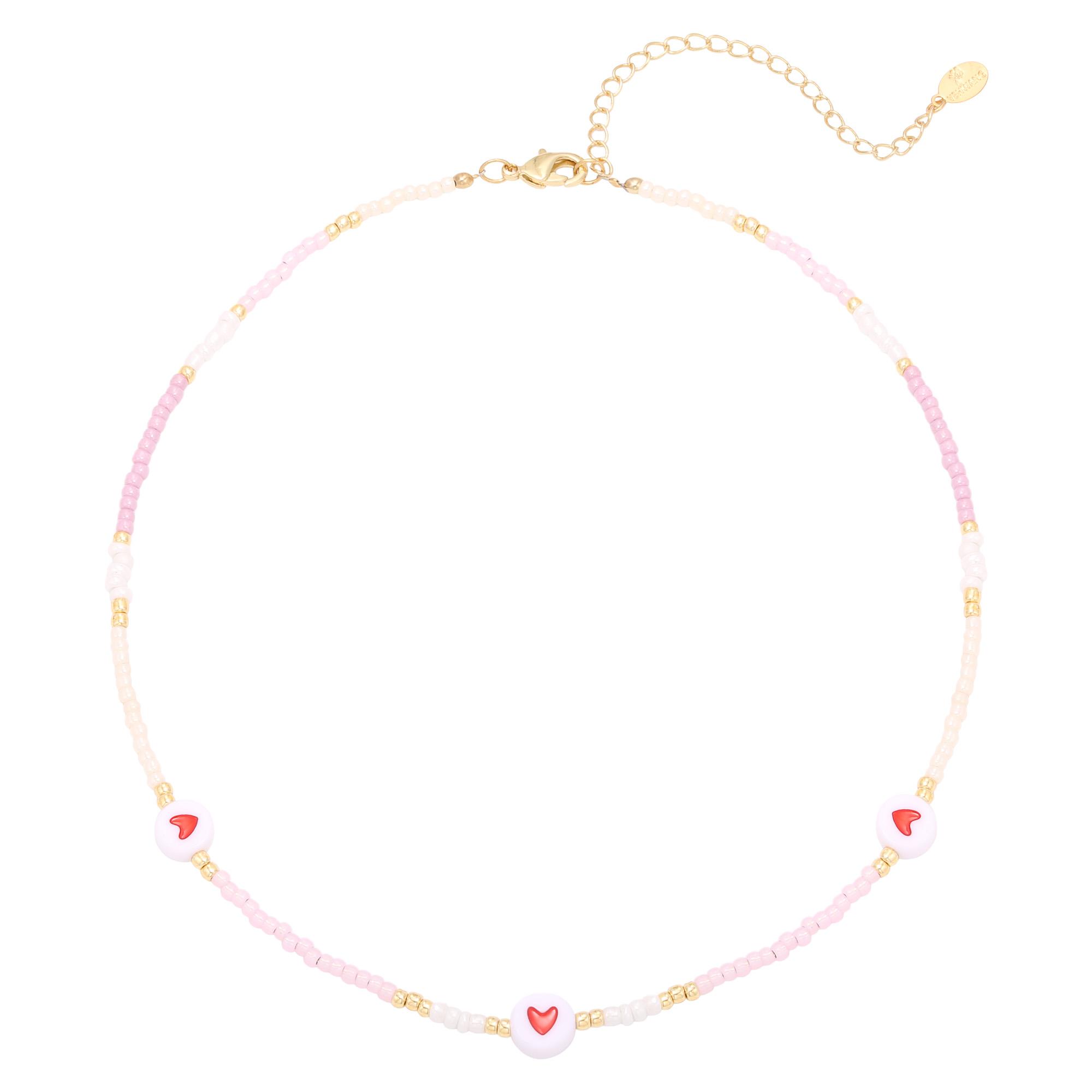 Collar Heart Colors