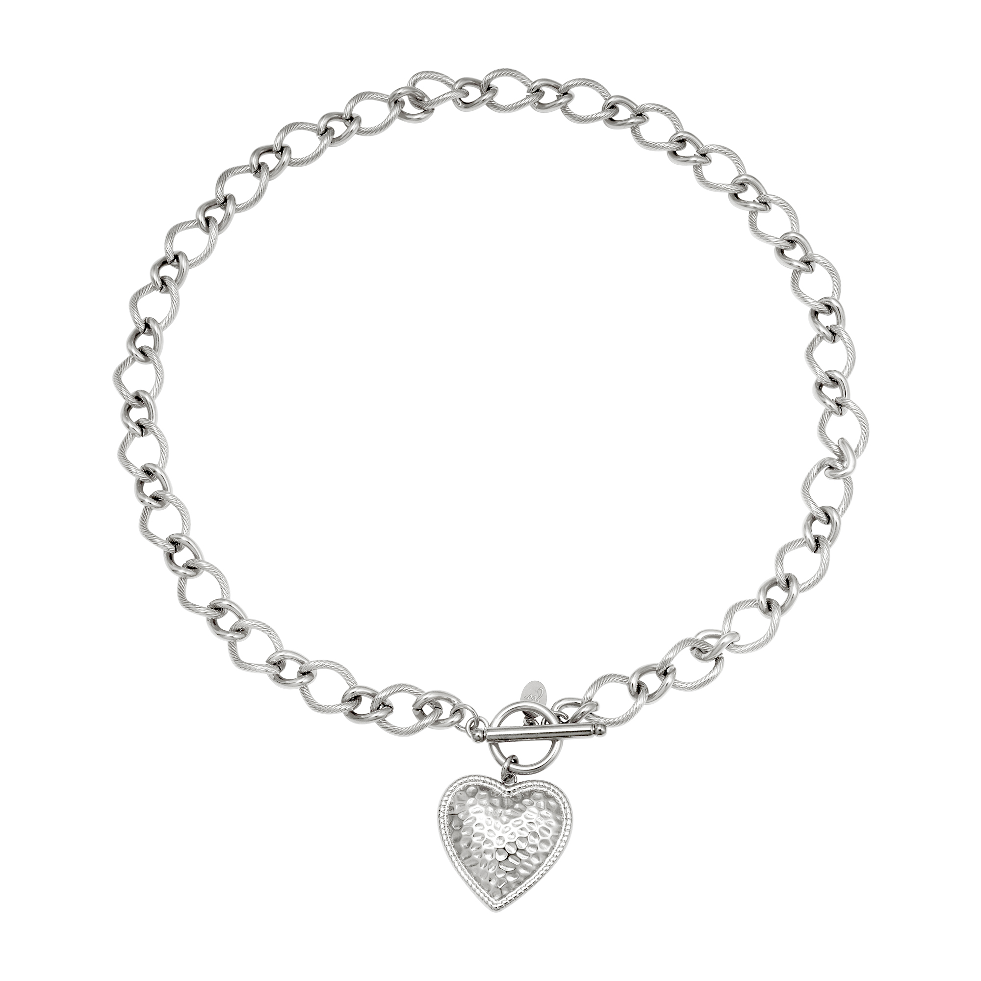 Necklace Heart of Gold