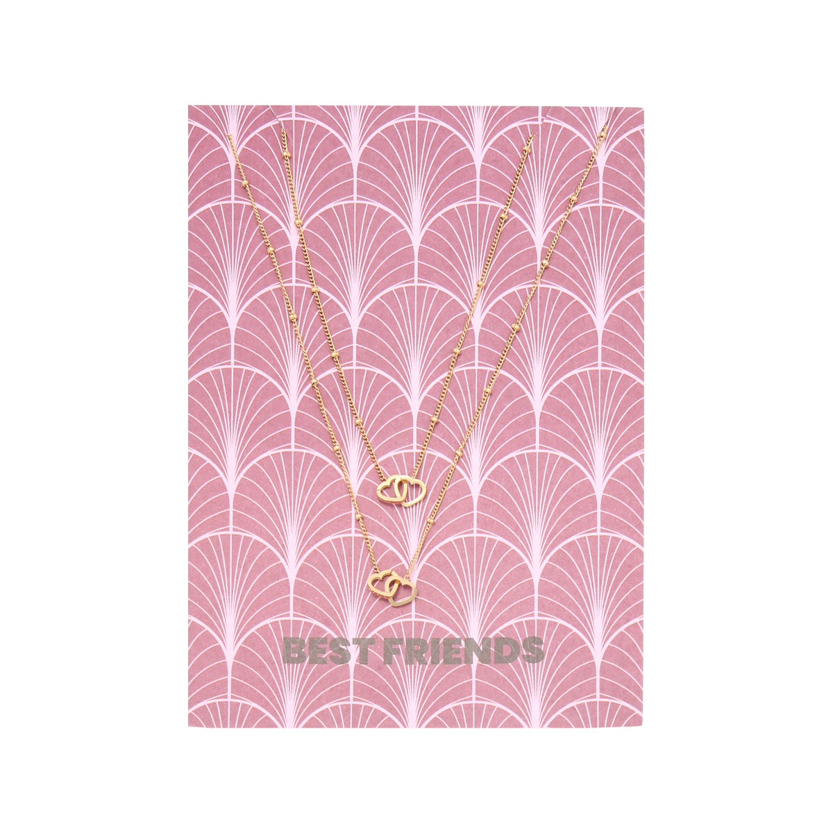 Collier Card Best Friends