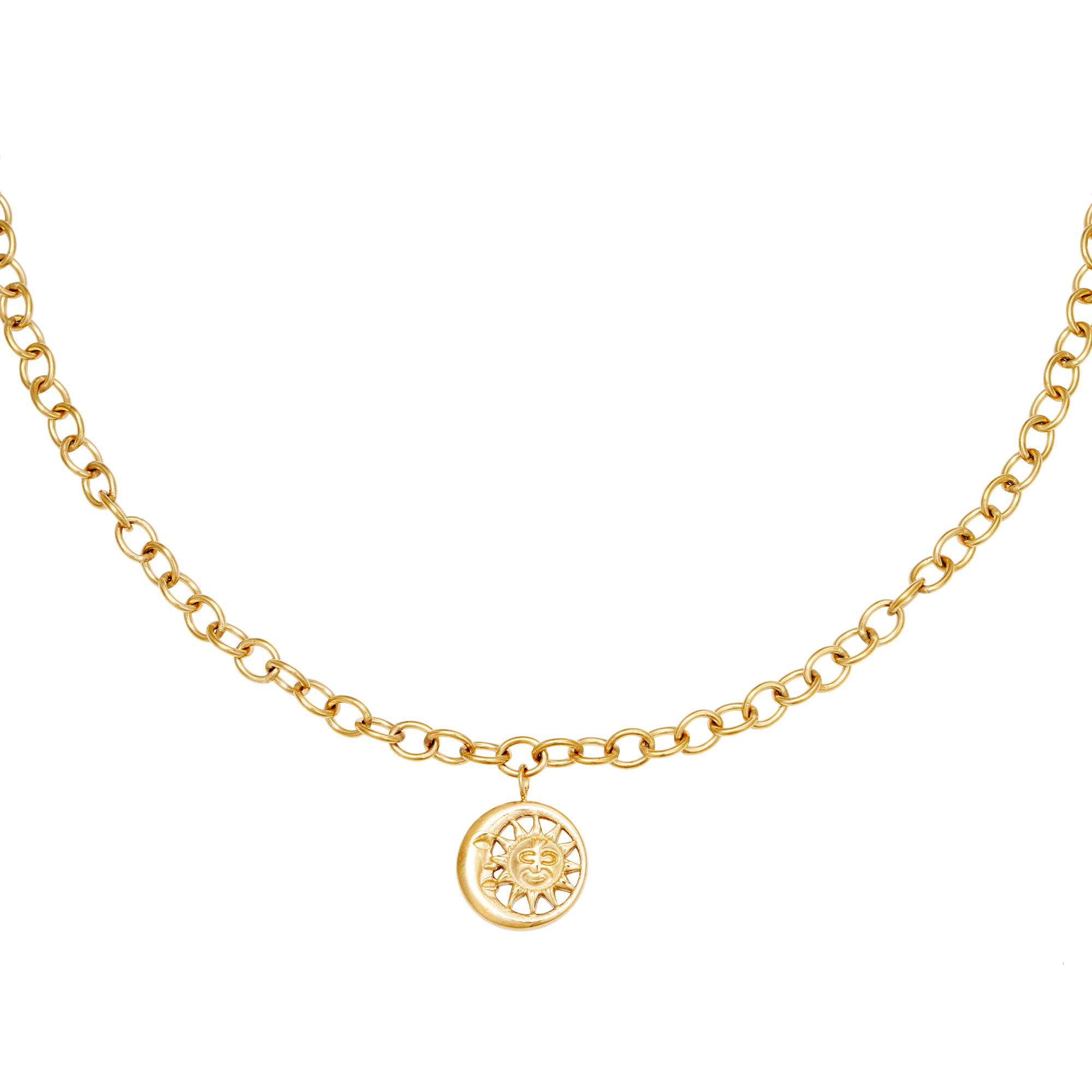 Collar Moonlight Chain