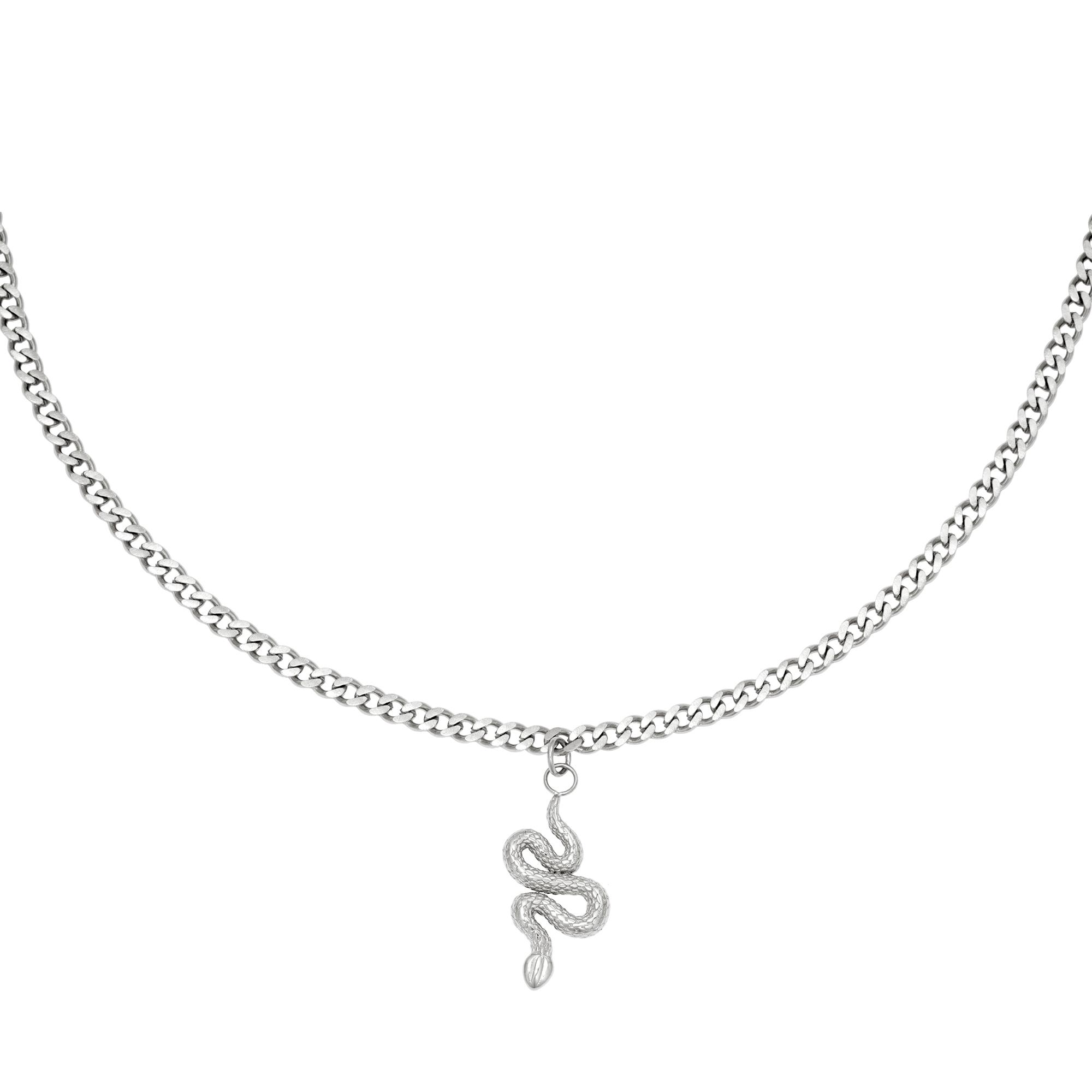 Collar Shiny Serpent