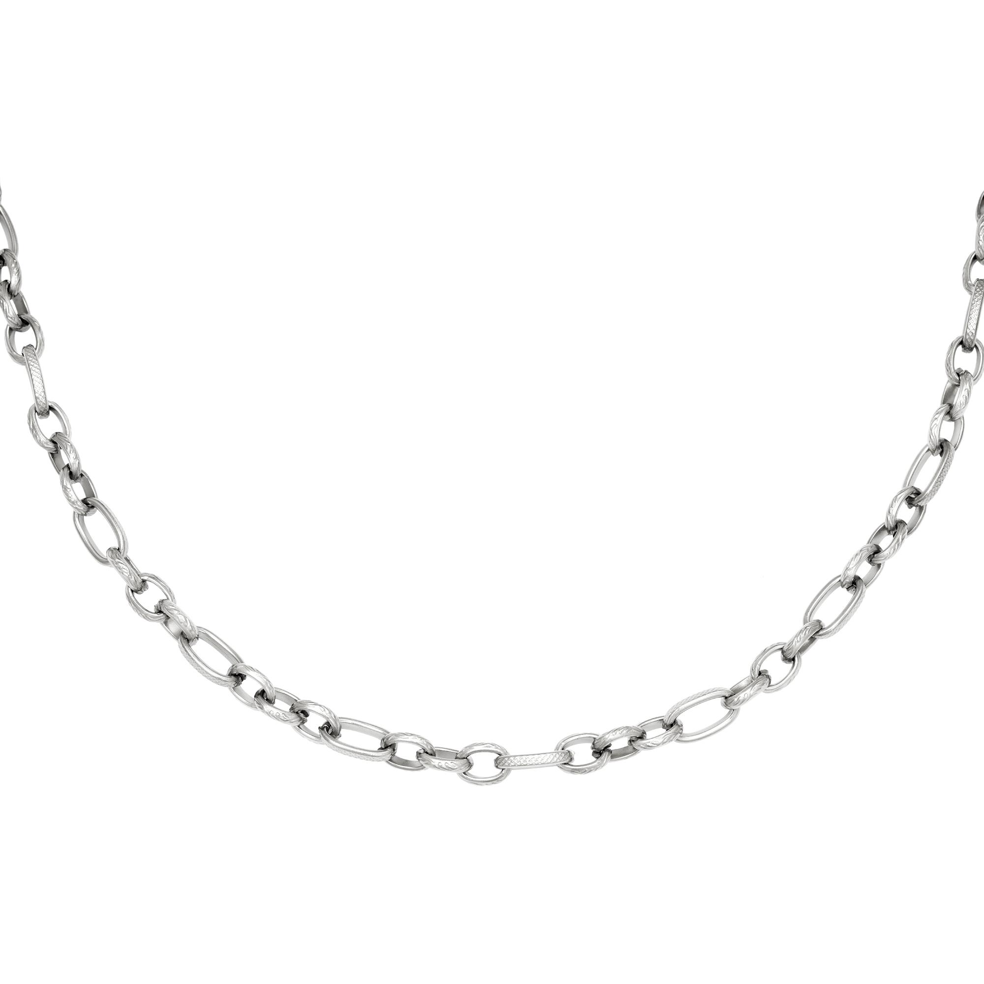 Halskette interlink
