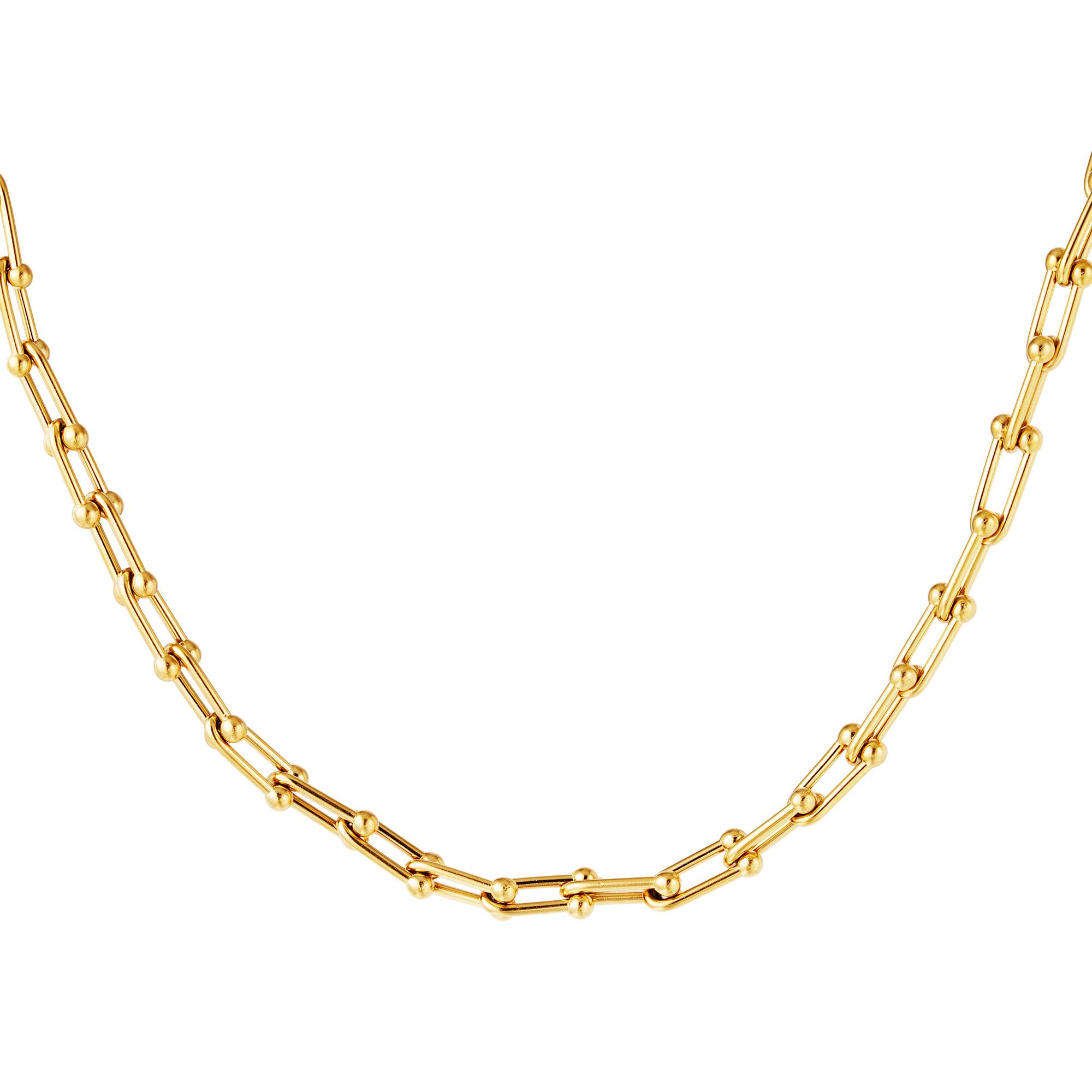 Halskette gliederkette