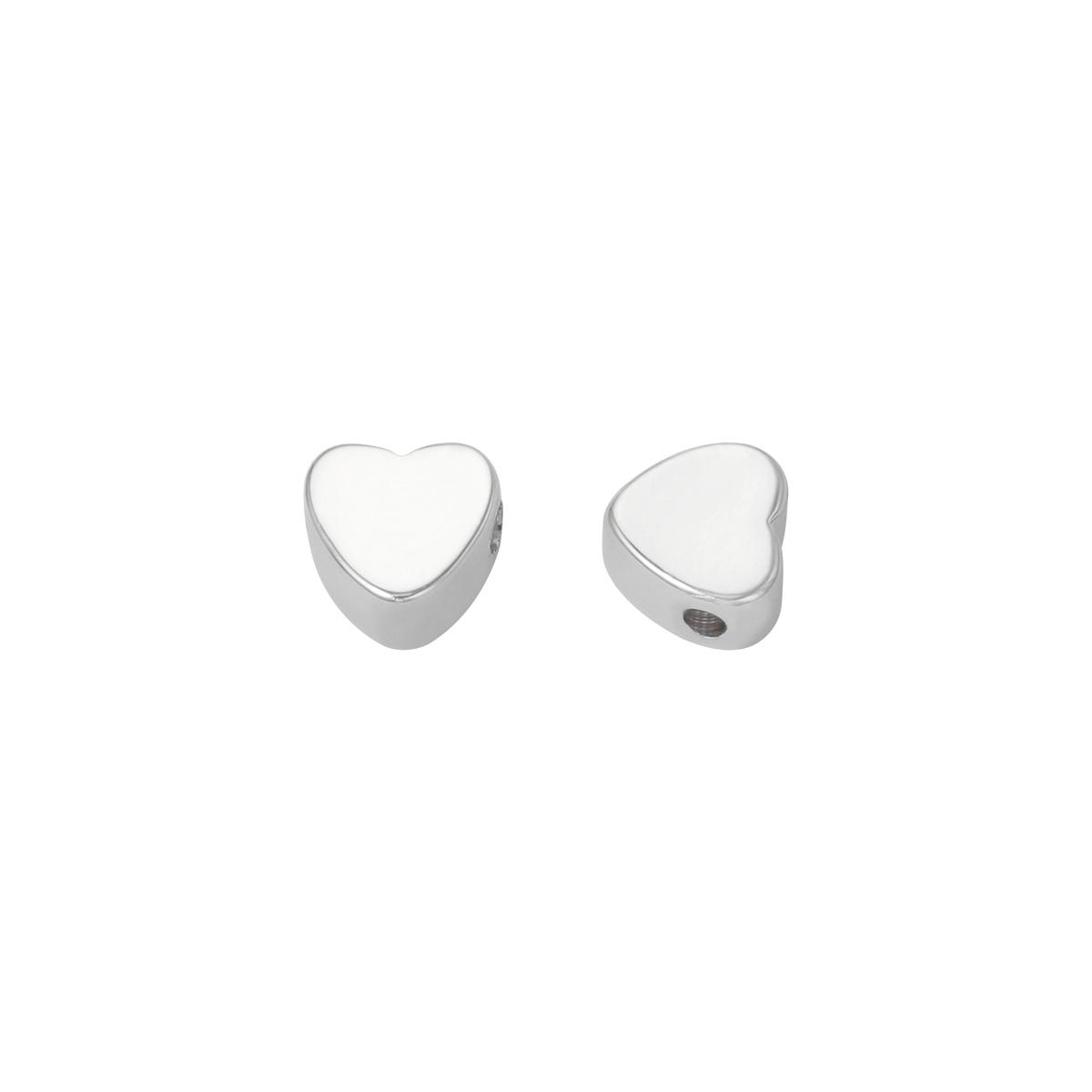 DIY Beads Heart - Sideways - 4.9MM