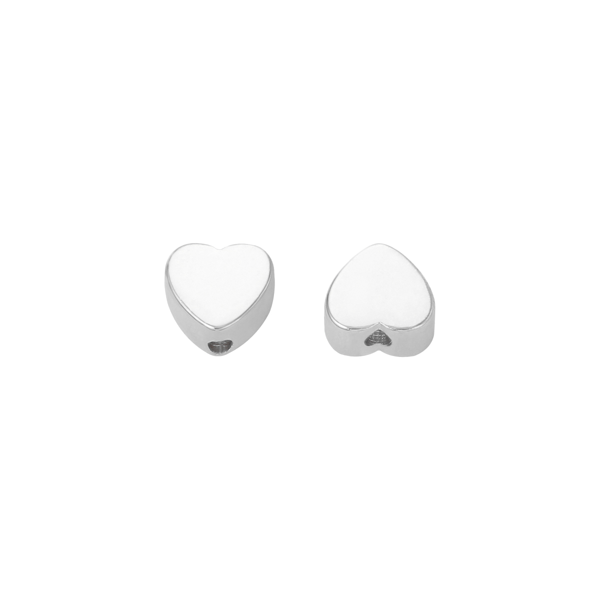 DIY Beads Heart - Upward - 4.9MM