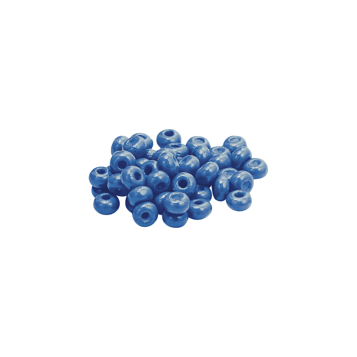 Diy beads coloured - 3mm