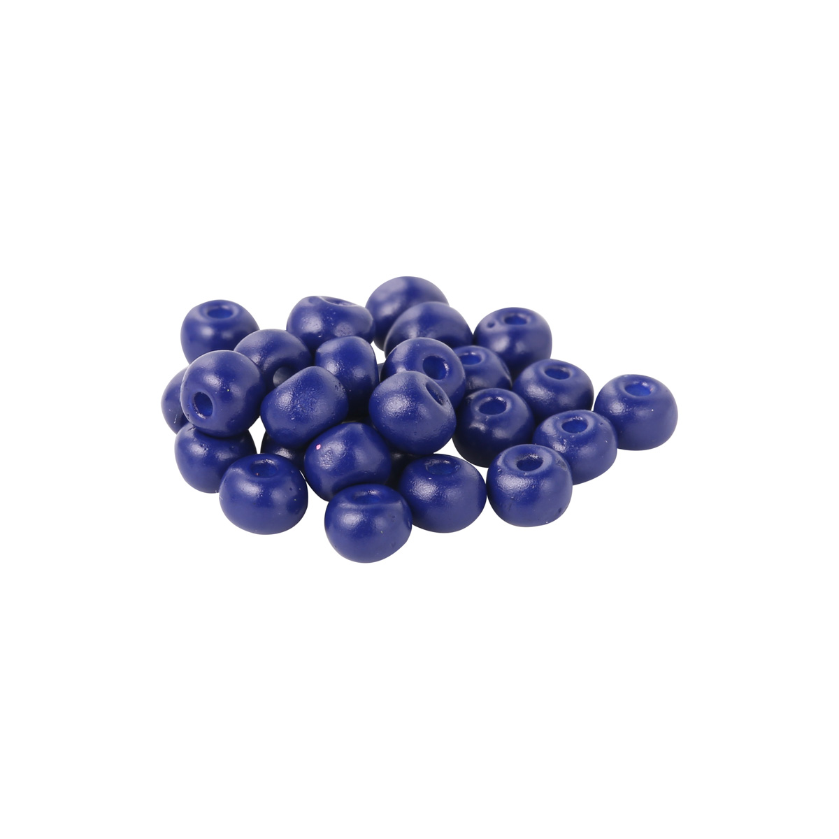 DIY Beads Coloured - 4MM