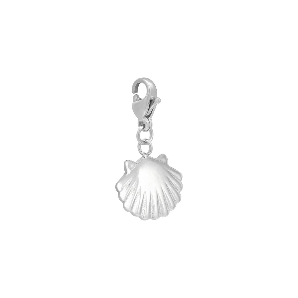 DIY Clasp Charm Clam Shell