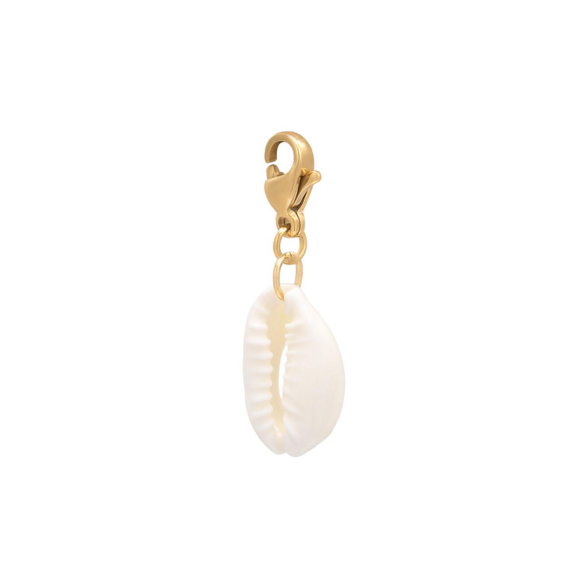 Diy clasp charm shell