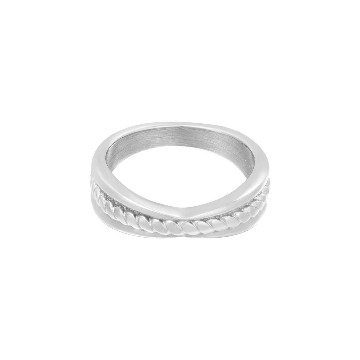 Anillo Intertwine
