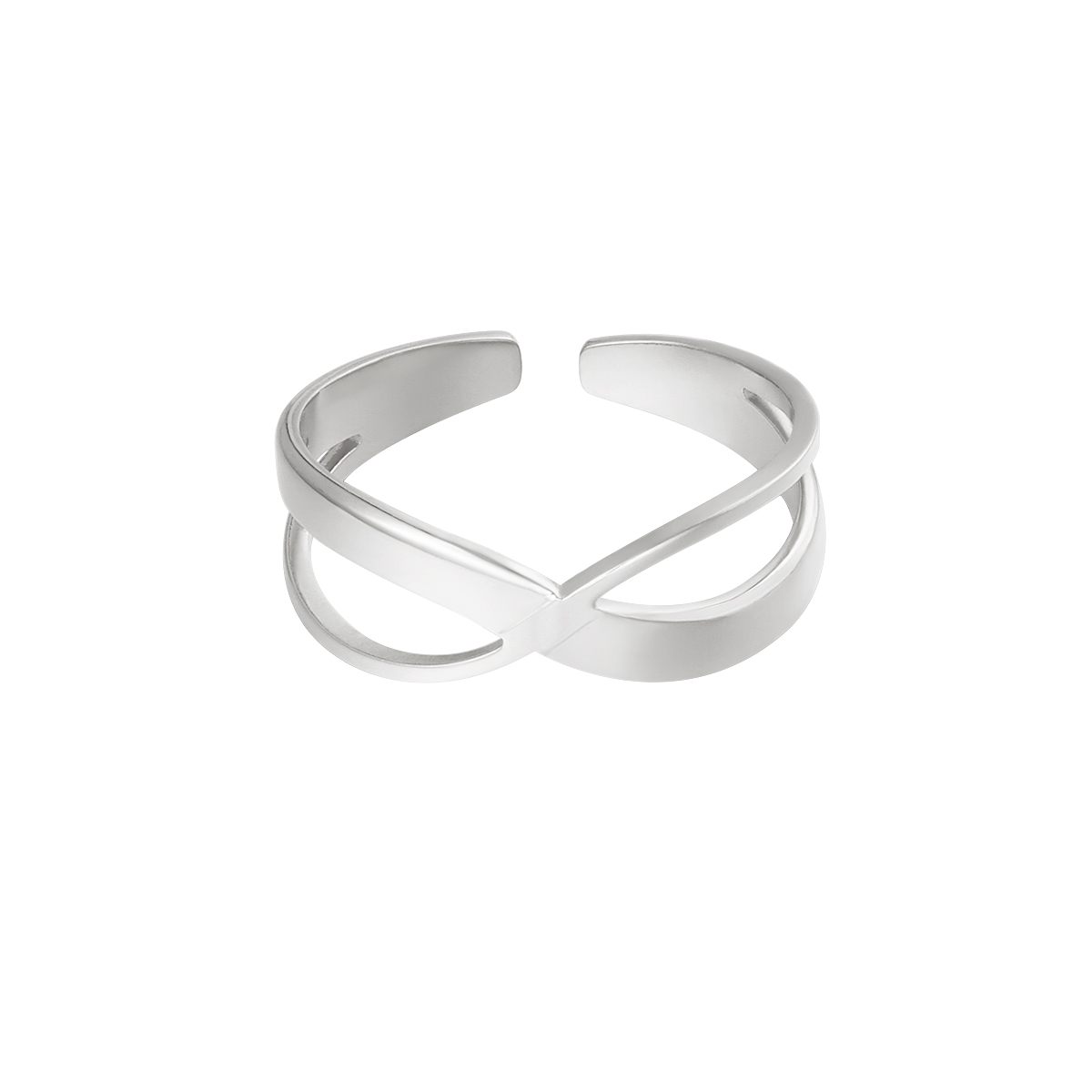 Ring intertwined