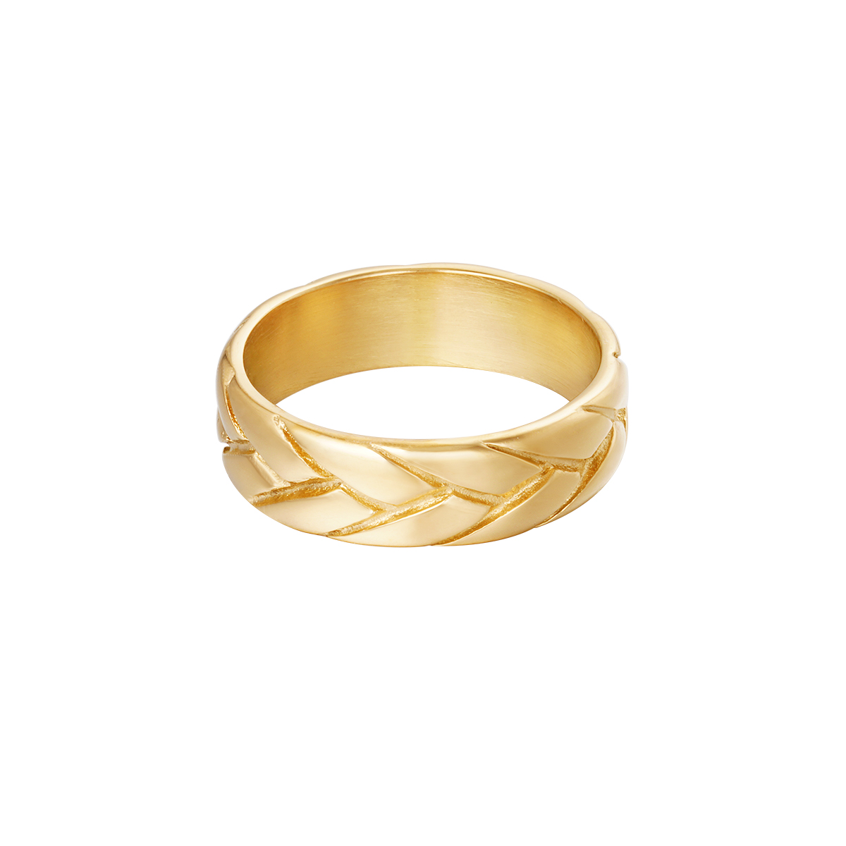 Anillo Big Braid