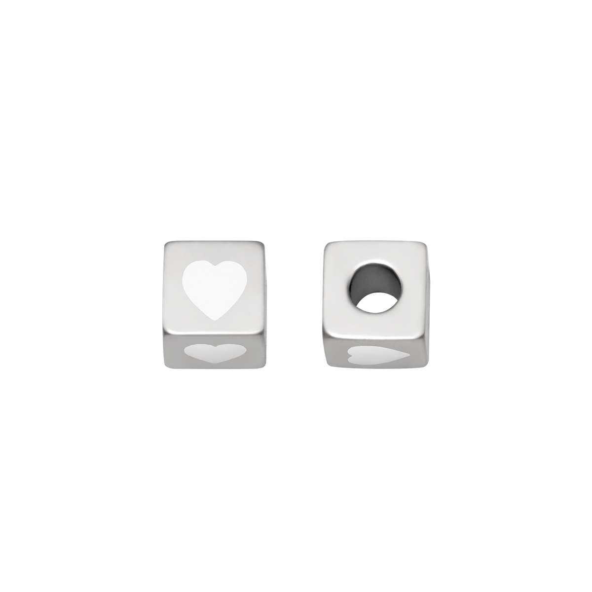 DIY Beads Heart