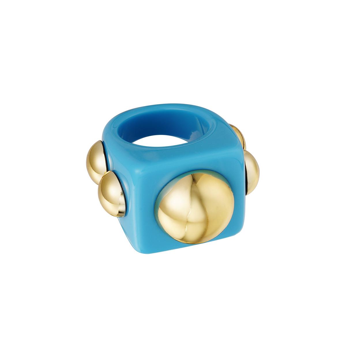 Espárragos redondos de anillo de plástico