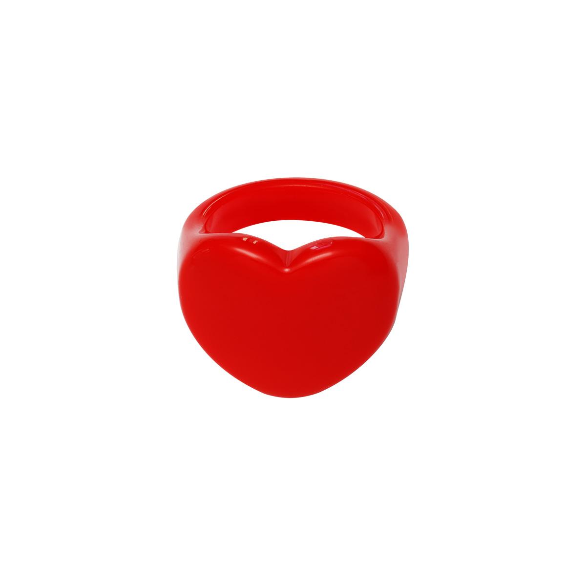 Hartvormige snoepring