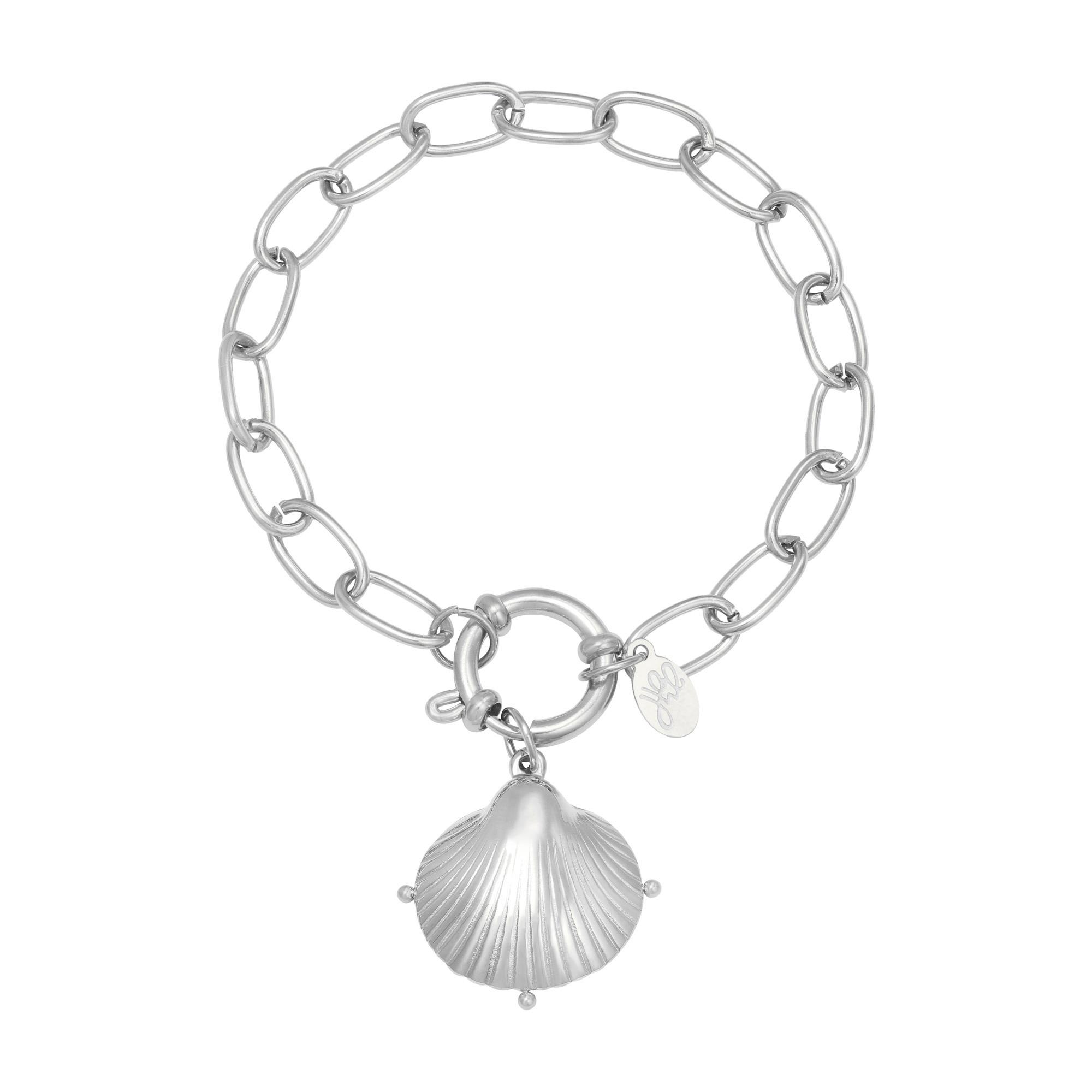 Bracelet Clam Shell