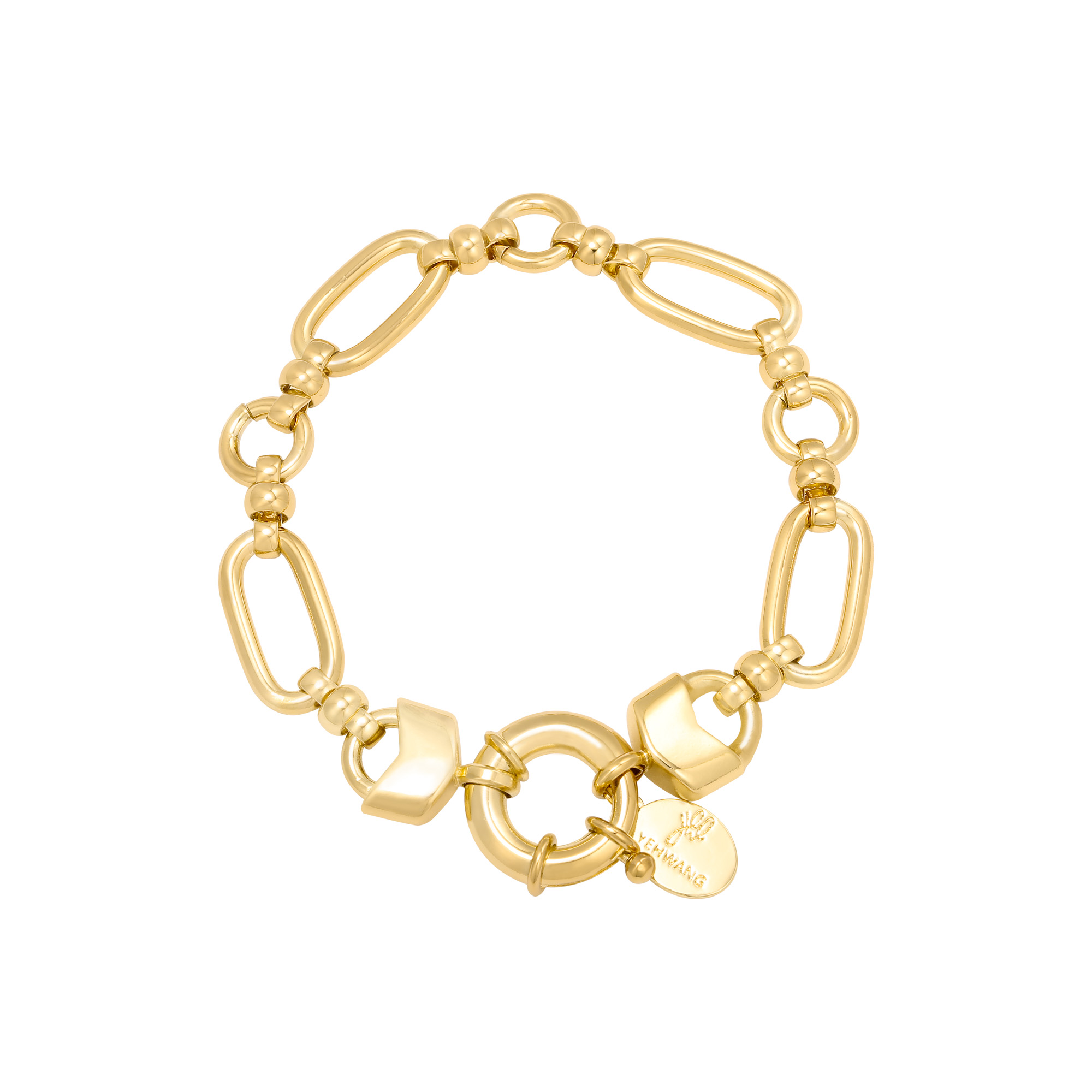Bracelet Chain Poppy