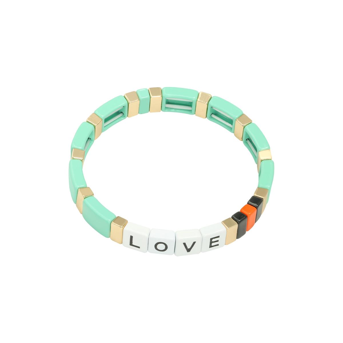 Armband colourful love