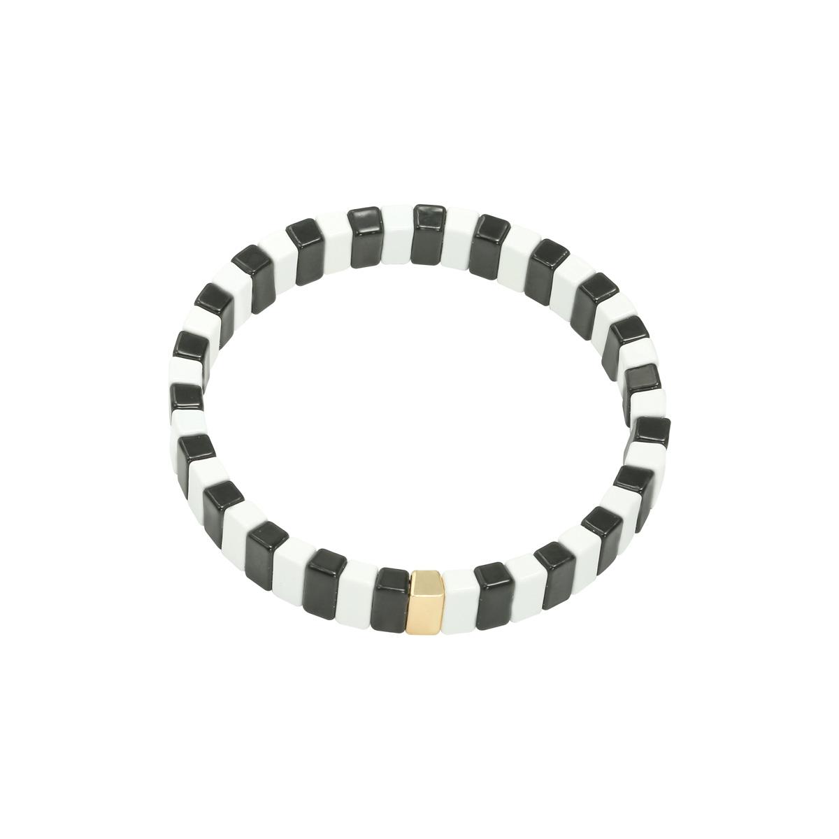 Armband colourful metal
