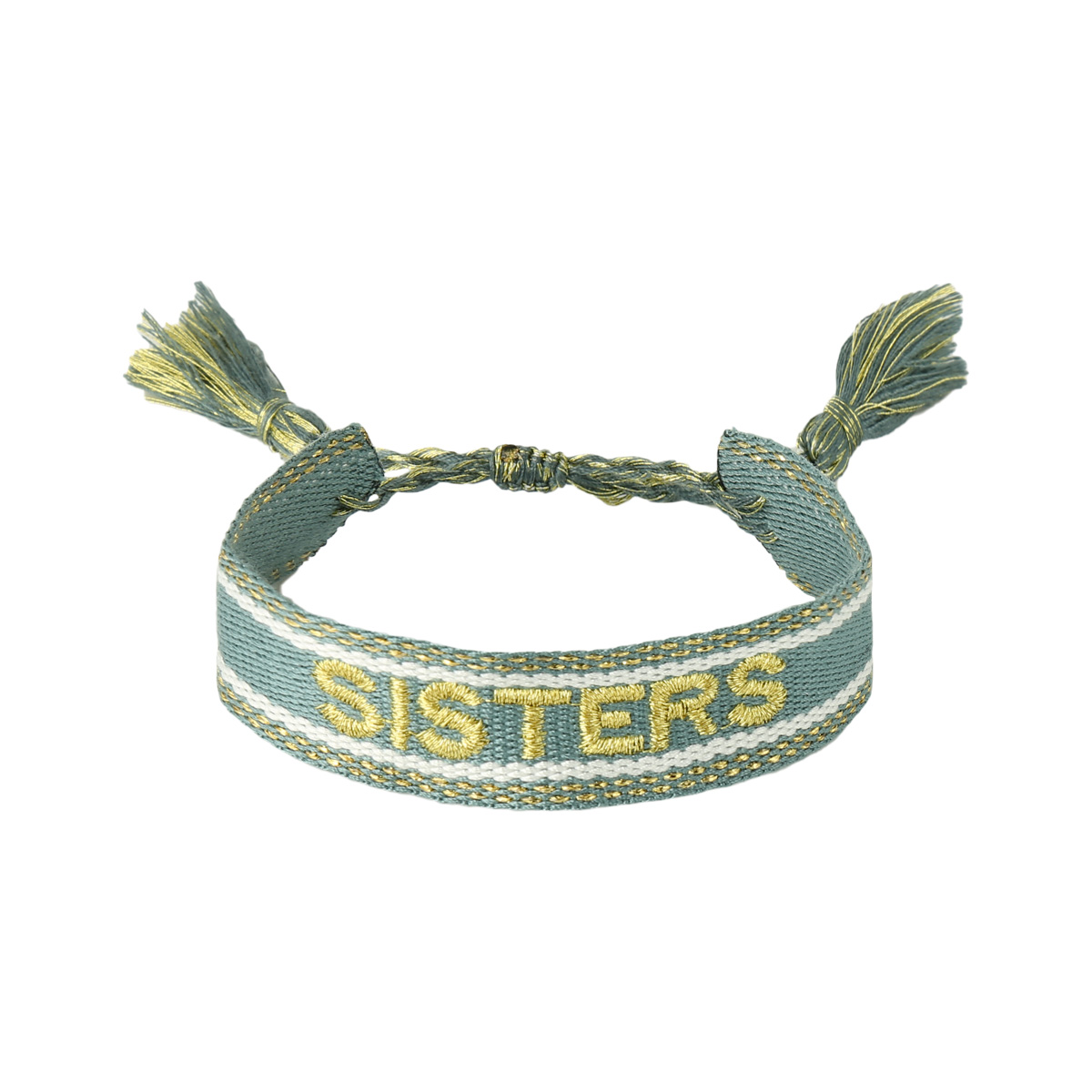 Bracelet Woven Sisters