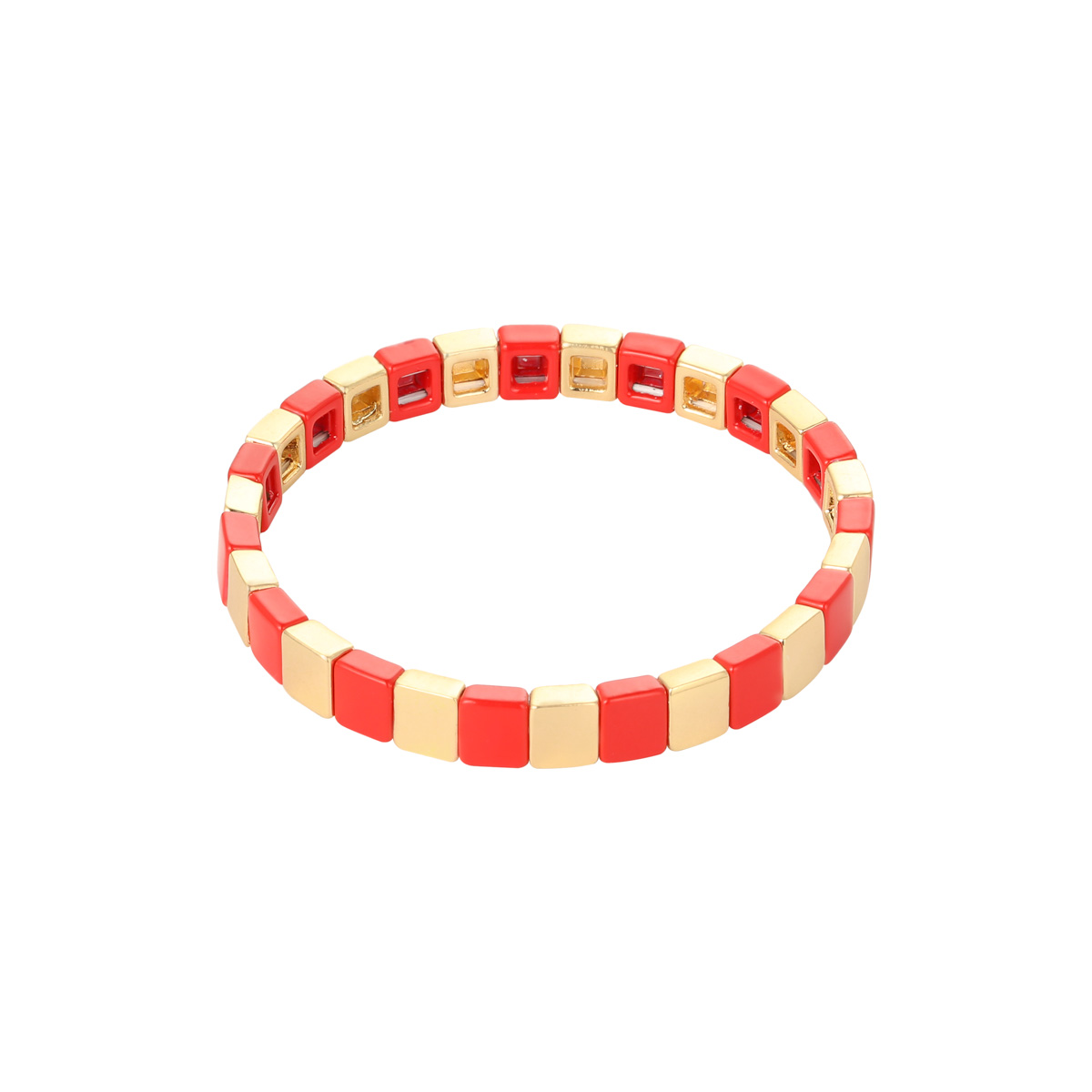 Bracelet Colored Bricks