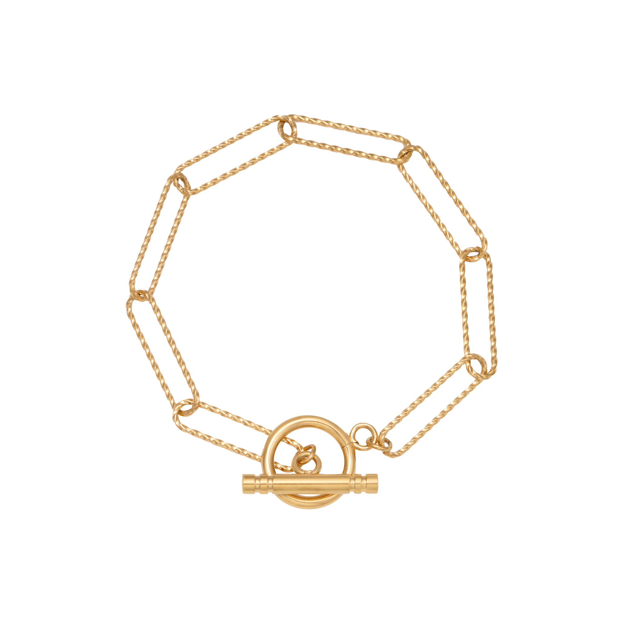 Bracelet Airy Squares