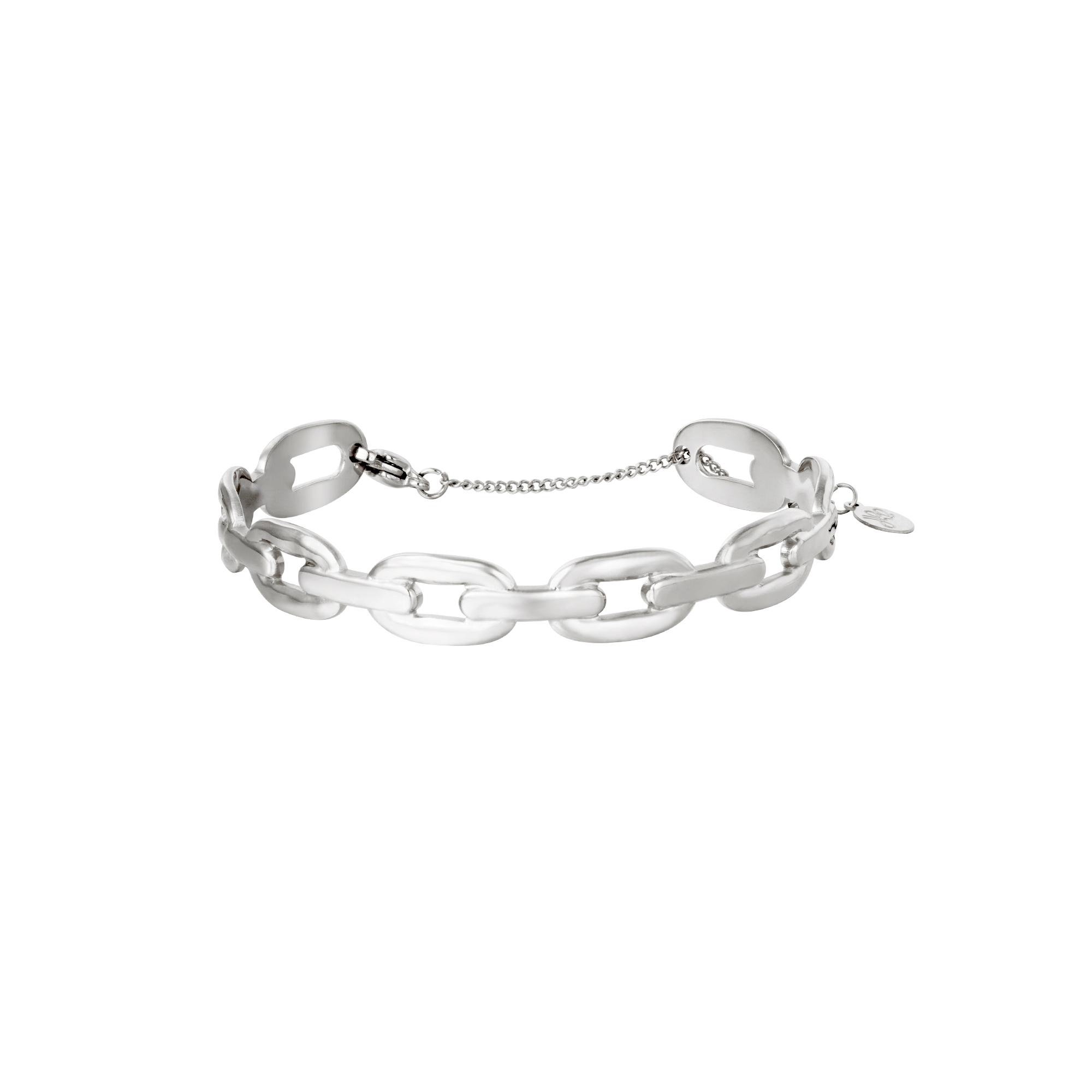 Armband oval chain
